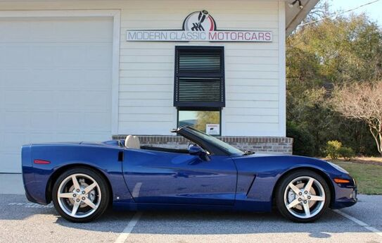 2006 Chevrolet Corvette 3LT F55 Charleston SC