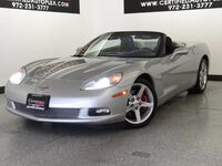 Chevrolet Corvette CONVERTIBLE HEADS UP DISPLAY NAVIGATION LEATHER HEATED SEATS BOSE SOUND SYSTEM 2006