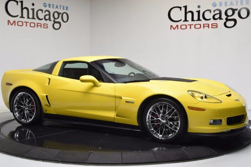 2006_Chevrolet_Corvette Z06 Carfax Certified_Huge Upgrades~Track or Road Ready_ Chicago IL