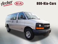 2006 Chevrolet Express Cargo VAN 3500 REG WB Houston TX