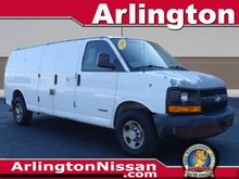 2006_Chevrolet_Express Van G3500_Work Van_ Arlington Heights IL