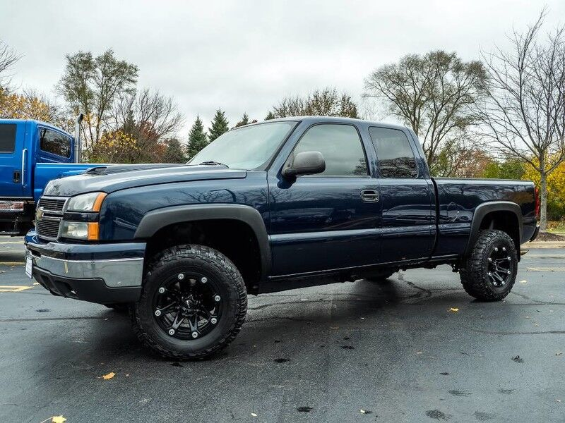 2006_Chevrolet_Silverado 1500_LT1_ Chicago IL