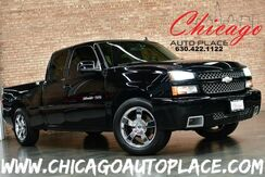 2006_Chevrolet_Silverado 1500_SS INTIMIDATOR - EXT CAB 6.0L VORTEC HIGH-OUTPUT V8 ENGINE REAR WHEEL DRIVE GRAY CLOTH INTERIOR PREMIUM ALLOY WHEELS_ Bensenville IL
