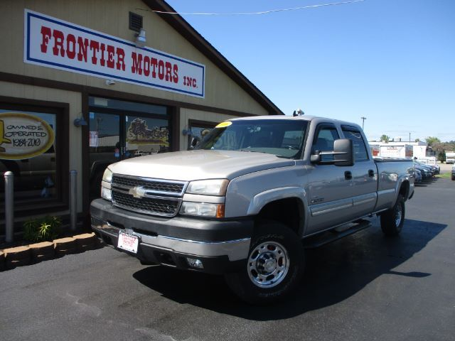 2006 Chevrolet Silverado 2500HD LT1 Crew Cab Long Bed 4WD Middletown OH