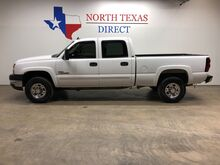 2006_Chevrolet_Silverado 2500HD_LT3 4x4 Duramax Diesel Allison Heated Leather Short Bed LBZ_ Mansfield TX