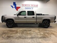 2006_Chevrolet_Silverado 2500HD_LT3 Diesel 4x4 Leather Bed Cover Ranch Hand Tool Box_ Mansfield TX