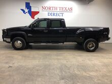 2006_Chevrolet_Silverado 3500_DRW LT3 4x4 Crew Duramax Diesel Allison Heated Leather_ Mansfield TX