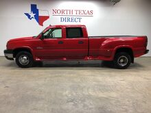 2006_Chevrolet_Silverado 3500_DRW LT3 Dually Leather Long Bed Premium Bose Sound_ Mansfield TX