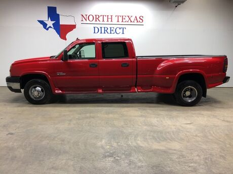 2006 Chevrolet Silverado 3500 DRW LT3 Dually Leather Long Bed Premium Bose Sound Mansfield TX