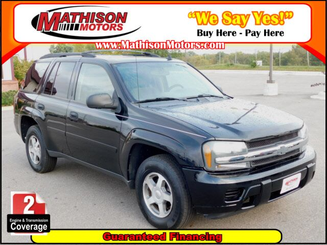2006 Chevrolet TrailBlazer LS Clearwater MN ...