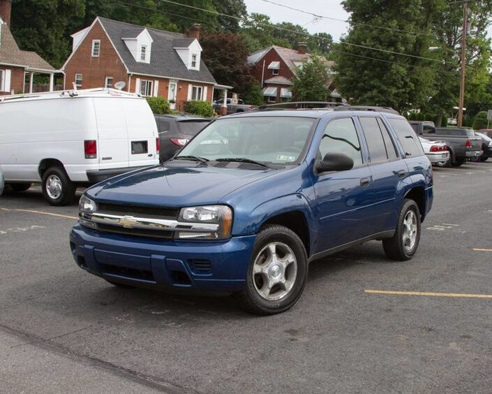 2006 Chevrolet TrailBlazer LS Pottsville PA