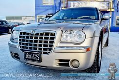 2006_Chrysler_300C_/ AWD / 5.7L V8 HEMI / Automatic / Power & Heated Leather Seats / Auto Start / Sunroof / Boston Acoustics Speakers / JVC Deck / 24 MPG_ Anchorage AK