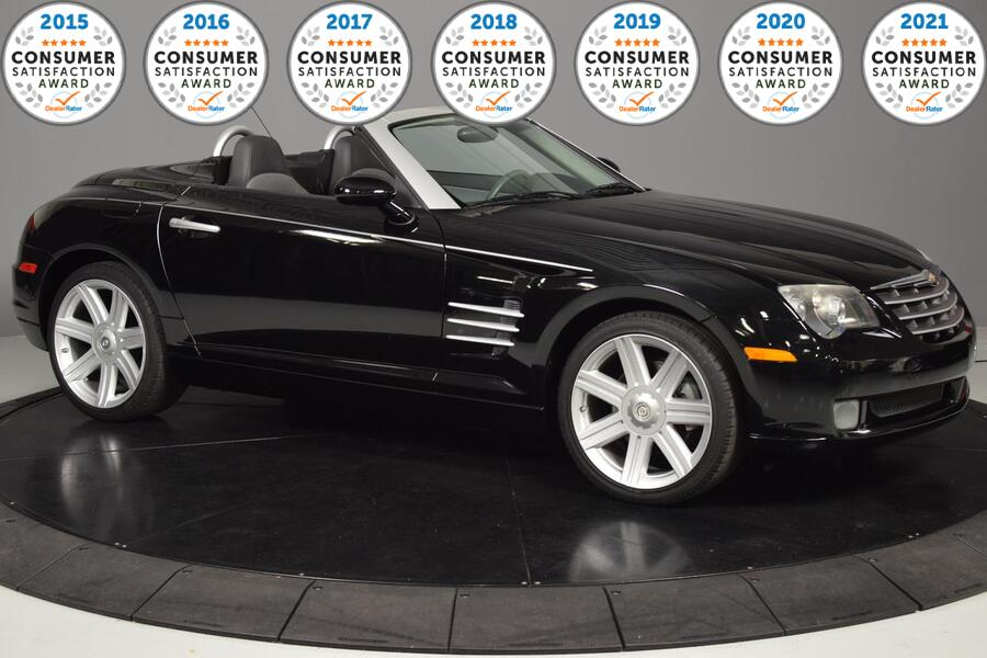 2006_Chrysler_Crossfire_Limited 23k Miles !_ Glendale Heights IL