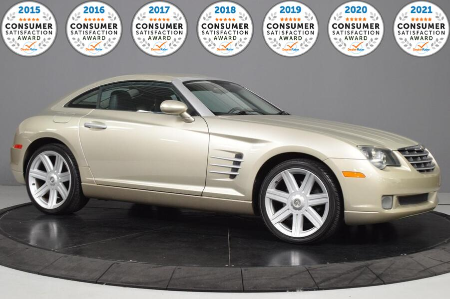 2006_Chrysler_Crossfire_Limited_ Glendale Heights IL