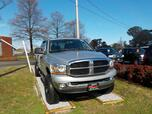 2006 DODGE RAM 2500 SLT MEGA CAB 4X4, WARRANTY, CUMMINS TURBO DIESEL, SUNROOF, TOW PKG,BACKUP CAM, RUNNING BOARDS!