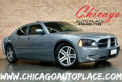 2006_Dodge_Charger_R/T - 5.7L HEMI V8 ENGINE 1 OWNER REAR WHEEL DRIVE NAVIGATION BLACK LEATHER HEATED SEATS SUNROOF HID LIGHTS_ Bensenville IL