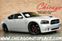 2006_Dodge_Charger_SRT8 - 6.1L HEMI SMPI V8 ENGINE REAR WHEEL DRIVE 2-TONE BLACK/GRAY LEATHER W/ SUEDE HEATED SEATS NAVIGATION SUNROOF CLIMATE CONTROL_ Bensenville IL