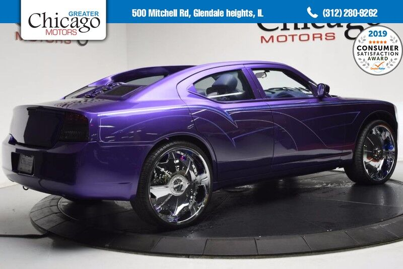 2006 Dodge Charger ~Super Show Car Winner Of multiple awards Glendale Heights IL