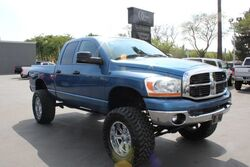 Dodge RAM 2500 5.9L CUMMINS DIESEL 4X4 QUAD CAB SB LIFTED LOW MILES 2006