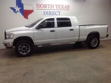 2006_Dodge_Ram 1500_FREE DELIVERY SLT 4x4 Mega Cab Bluetooth Rear Entertainment_ Mansfield TX