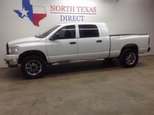 Dodge Ram 1500 SLT 4x4 Mega Cab Kenwood Bluetooth Rear Entertainment 2006
