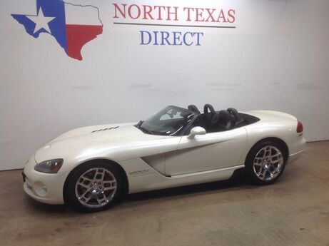 2006 Dodge Viper FREE HOME DELIVERY! SRT10 Convertible V10 6 Speed Manual Mansfield TX