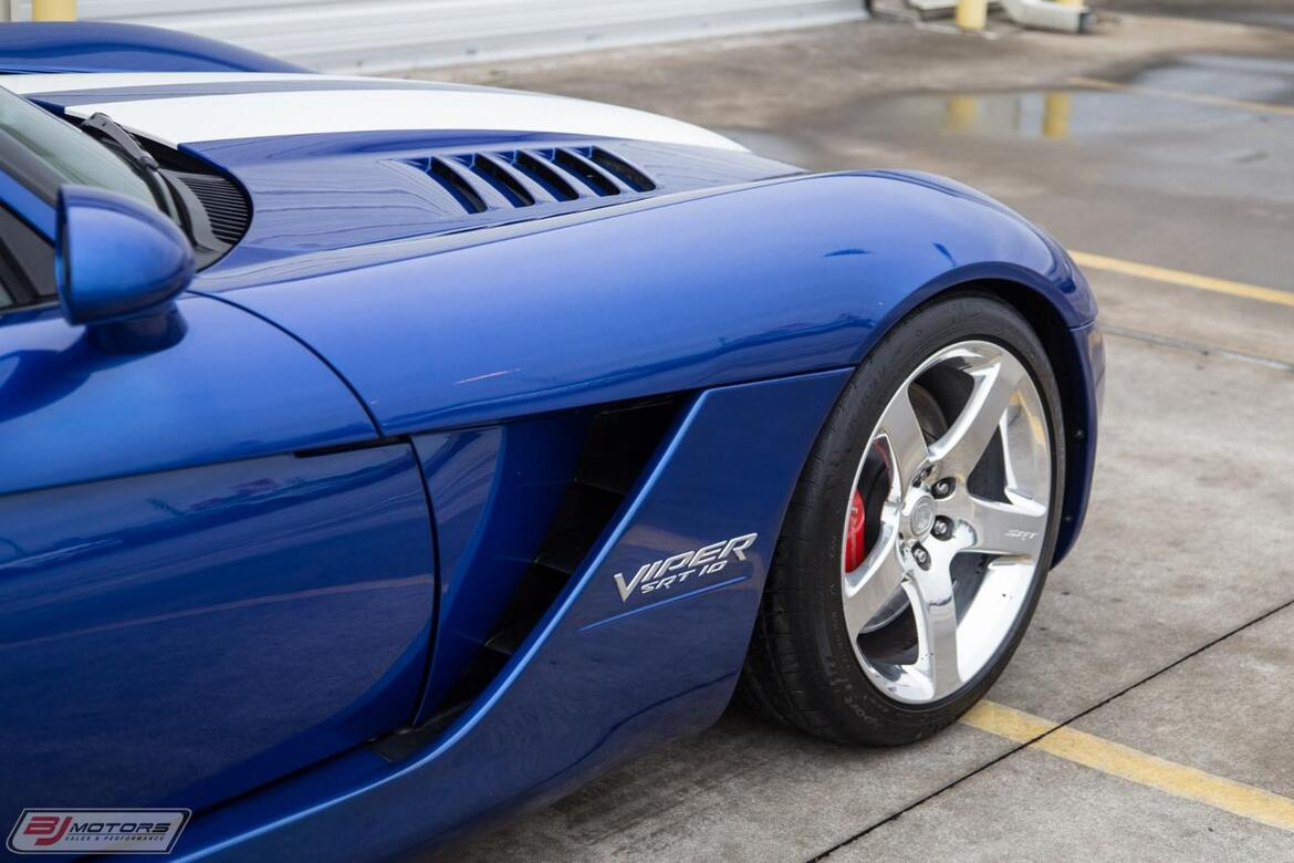 2006 Dodge Viper SRT-10 First Edition Tomball TX