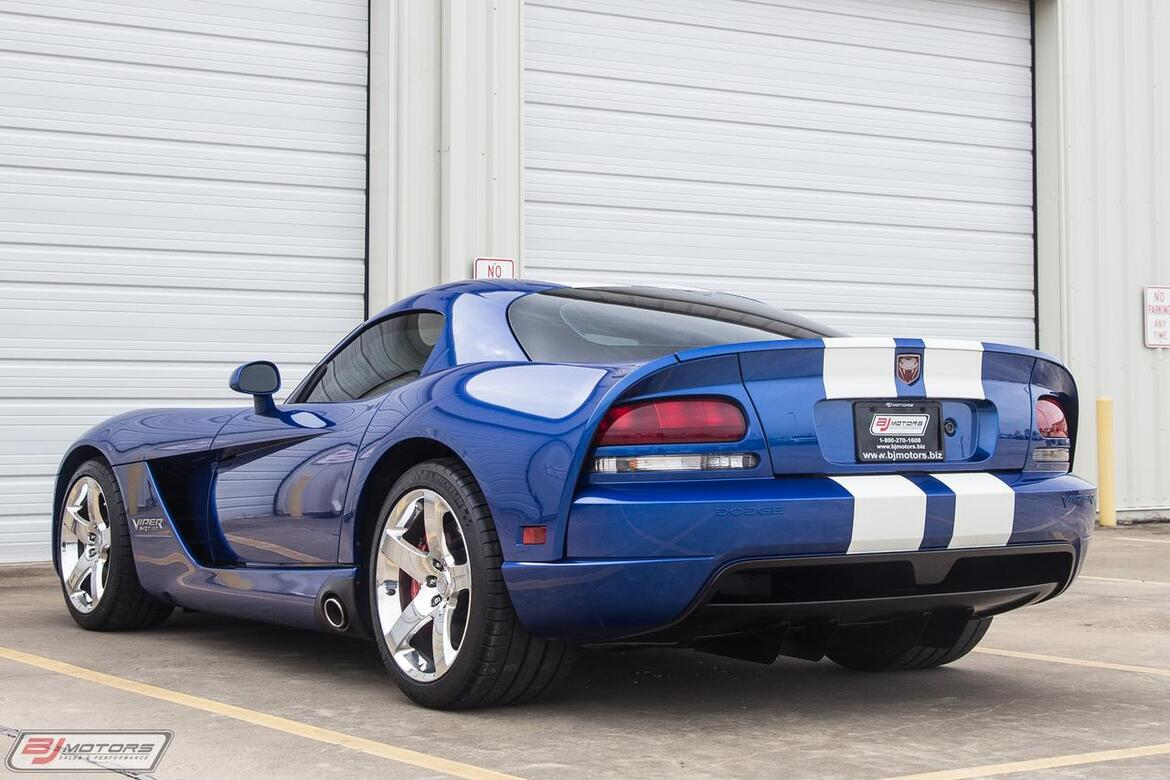 2006 Dodge Viper SRT-10 Launch Edition 1 of 200 Tomball TX