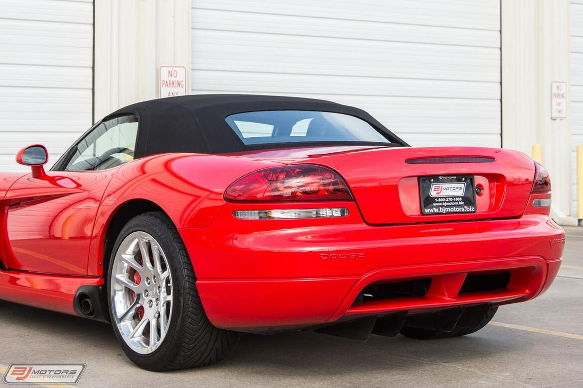 2006 Dodge Viper SRT-10 Tomball TX