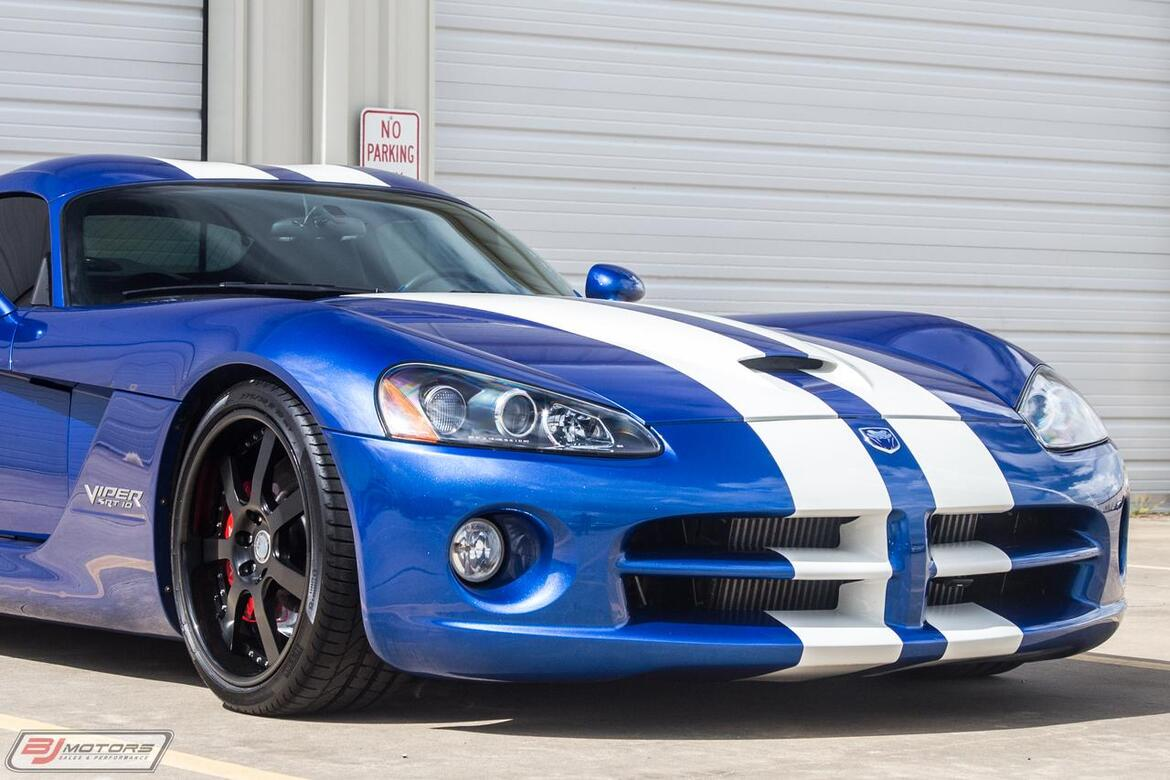 2006 Dodge Viper SRT-10 Underground Racing TT Tomball TX