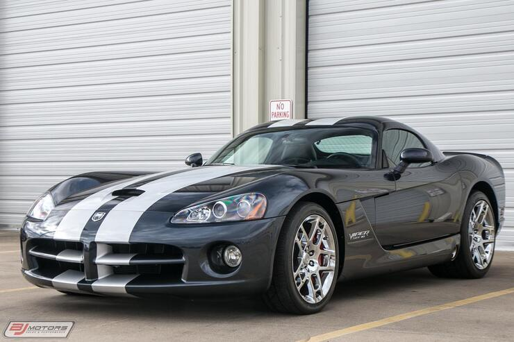 Superieur ... 2006 Dodge Viper SRT10 Tomball TX ...