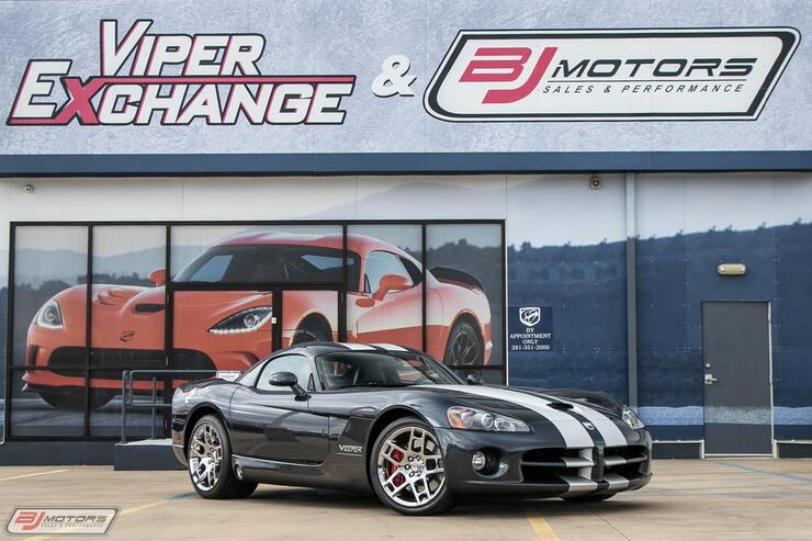 2006 Dodge Viper SRT10 Tomball TX ...
