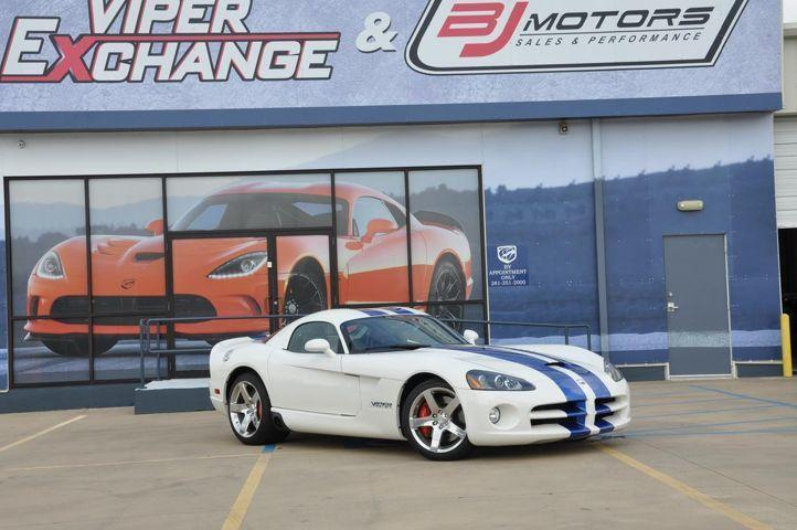 2006 Dodge Viper SRT10 VOI9 #70 OF 100 Tomball TX