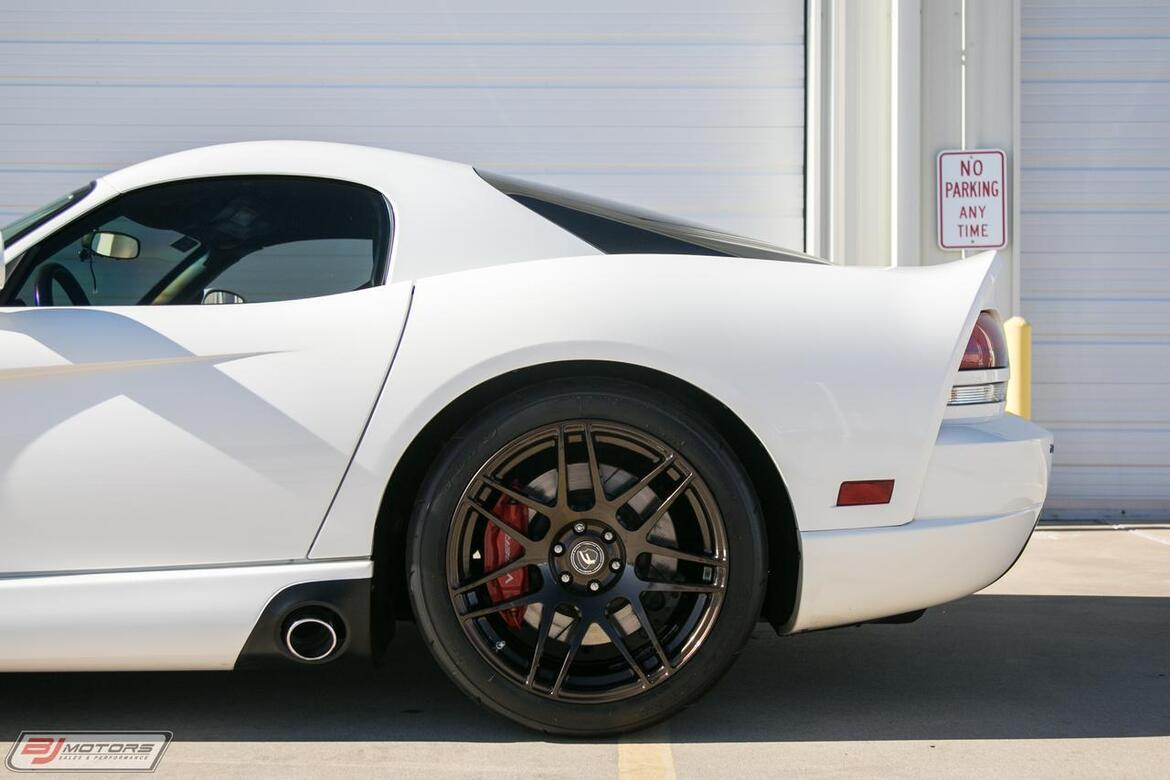 2006 Dodge Viper  Supercharged VOI9 SRT10 Tomball TX