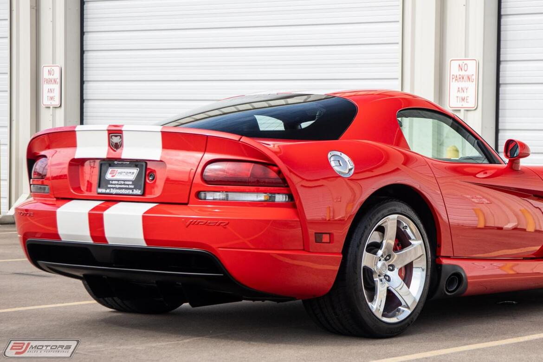 2006 Dodge Viper VCA Edition Tomball TX