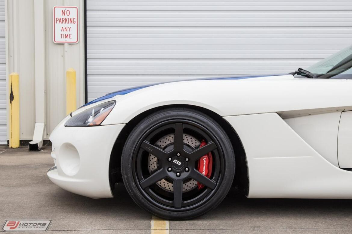 2006 Dodge Viper VOI9 #87 of 100 Tomball TX