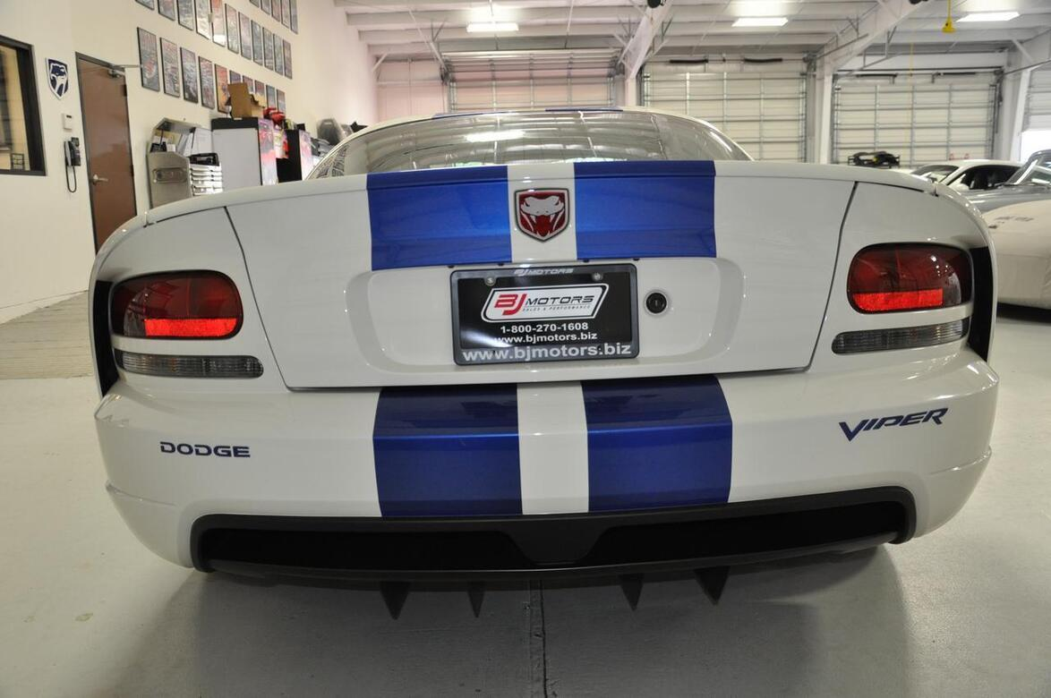 2006 Dodge Viper VOI9 SRT10 #35 of 100 Tomball TX