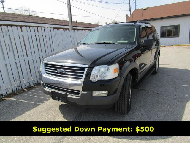 2006 FORD EXPLORER XLT; XLT SP  Bay City MI