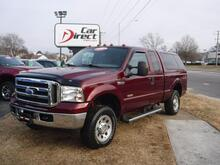 2006_FORD_F-250 SUPER DUTY XLT, FX4, DIESEL, POWERSTROKE_CARFAX CERTIFIED, ONE OWNER, LOW MILES, CAMPER SHELL, BED LINER, TOW PKG, RUNNING BOARDS, RARE!!!!_ Virginia Beach VA