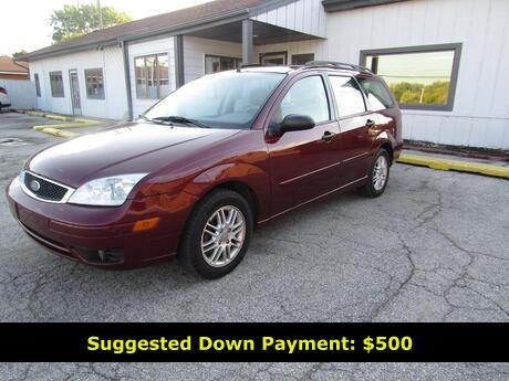 2006 FORD FOCUS SE COMFORT; ZT  Bay City MI
