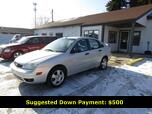 2006 FORD FOCUS ZX4 S; ZX4 SE;
