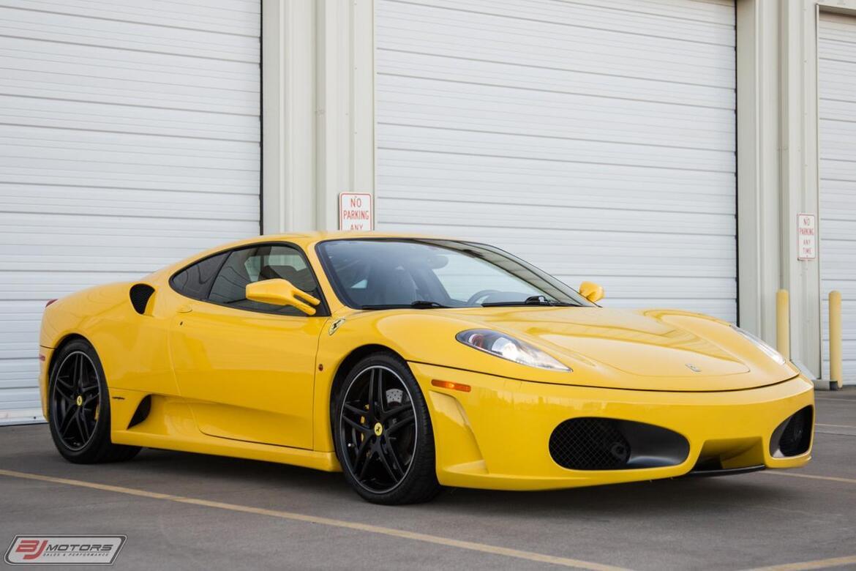 2006 Ferrari F430 F1 Tomball TX