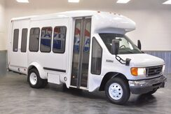 2006_Ford_Econoline Commercial Cutaway_9 SEATER! HANDICAP EQUIPPED WHEEL CGHAIR LIFT INSTALLED! DIESEL! ONLY 35,657 ORIGINAL MILES! LIKE BRAND NEW!_ Norman OK
