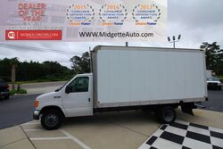 Ford Econoline Cutaway E450 Chassis Van 158