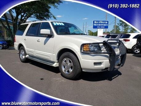 2006_Ford_Expedition_Limited_ Wilmington NC