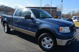 Ford F-150 4x4 XLT Extended Cab 2006