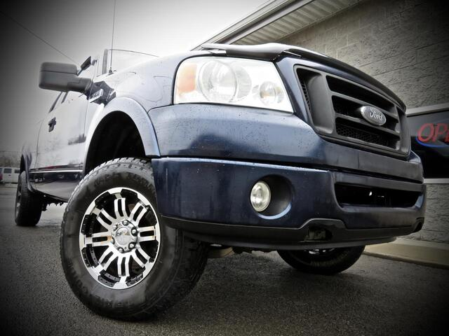 2006 Ford F-150 FX4 4X4 4dr Supercab Grafton WV
