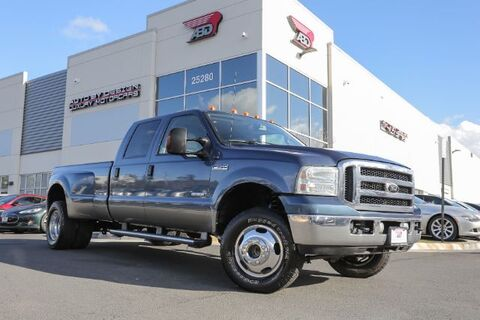 2006_Ford_F-350 SD_Lariat Crew Cab Long Bed 4WD DRW_ Chantilly VA