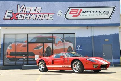 2006 Ford GT GT 40 MSO  Tomball TX