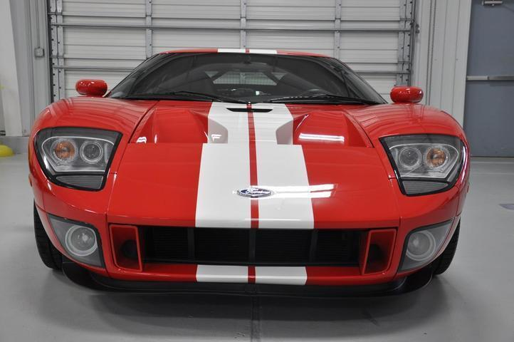 2006 Ford GT GT GT 40 Tomball TX